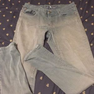 Buffalo David Bitton Jeans - Gray skinny jeans